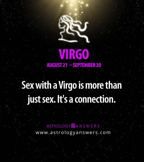 Things to know before hookup a virgo woman