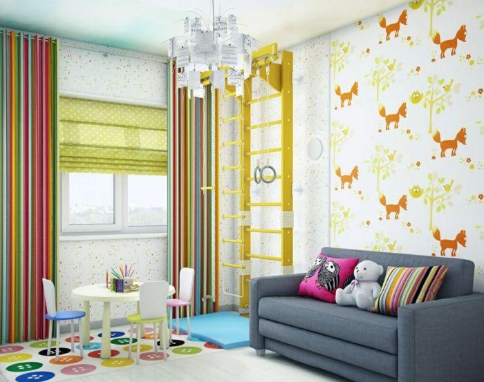 Kinderzimmer Gestalten Wandgestaltung Kinderzimmer Kinderzimmer Ideen