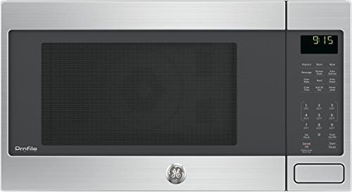 Ge Profile Peb9159sjss 22 Countertop Convectionmicrowave Oven In