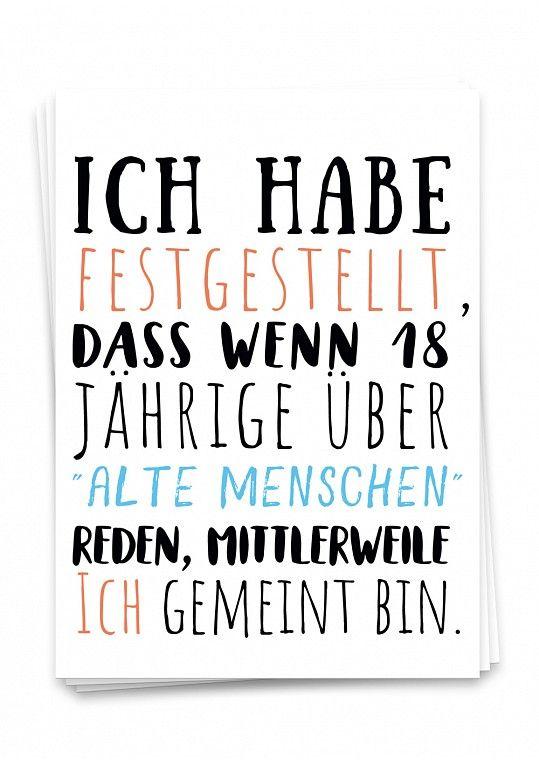 Besser gemeckert Postkarte online kaufen | Ulrike Wathling