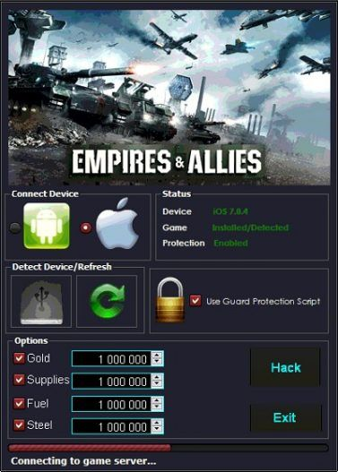 Empires & Allies Hack | HERO MYANMAR in 2019 | Cheat engine