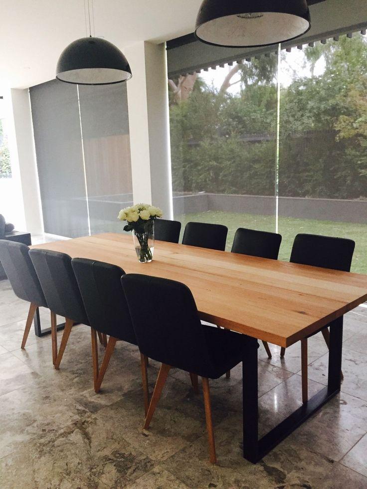 Esszimmer Tisch Beine #Wohnzimmermöbel #dekoideen #möbelideen ...