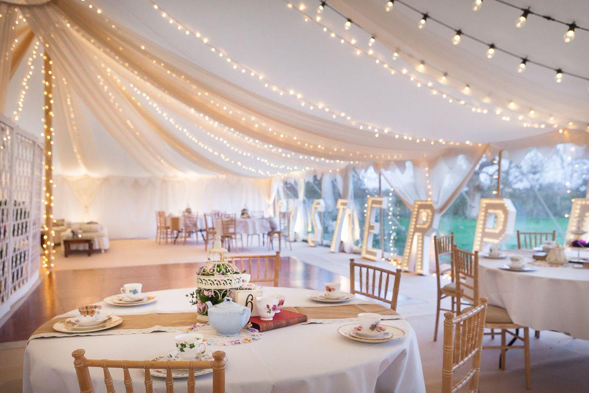 wedding tent lighting ideas. 7 Venue Lighting Ideas That Will Ignite Your Night Of Fun. Marquee WeddingTent Wedding Tent A
