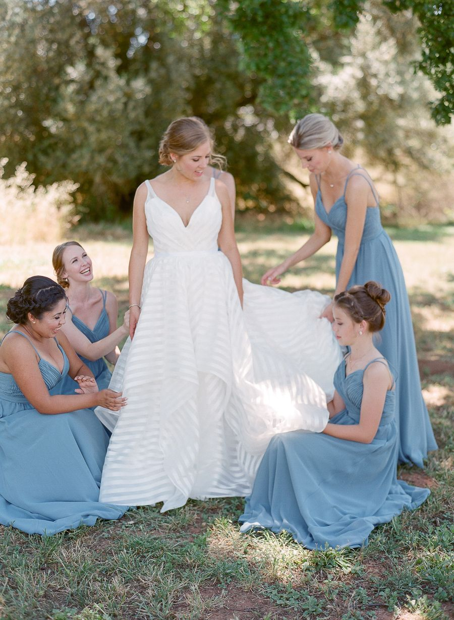 The prettiest soft blue wedding youuve ever laid eyes on weddings
