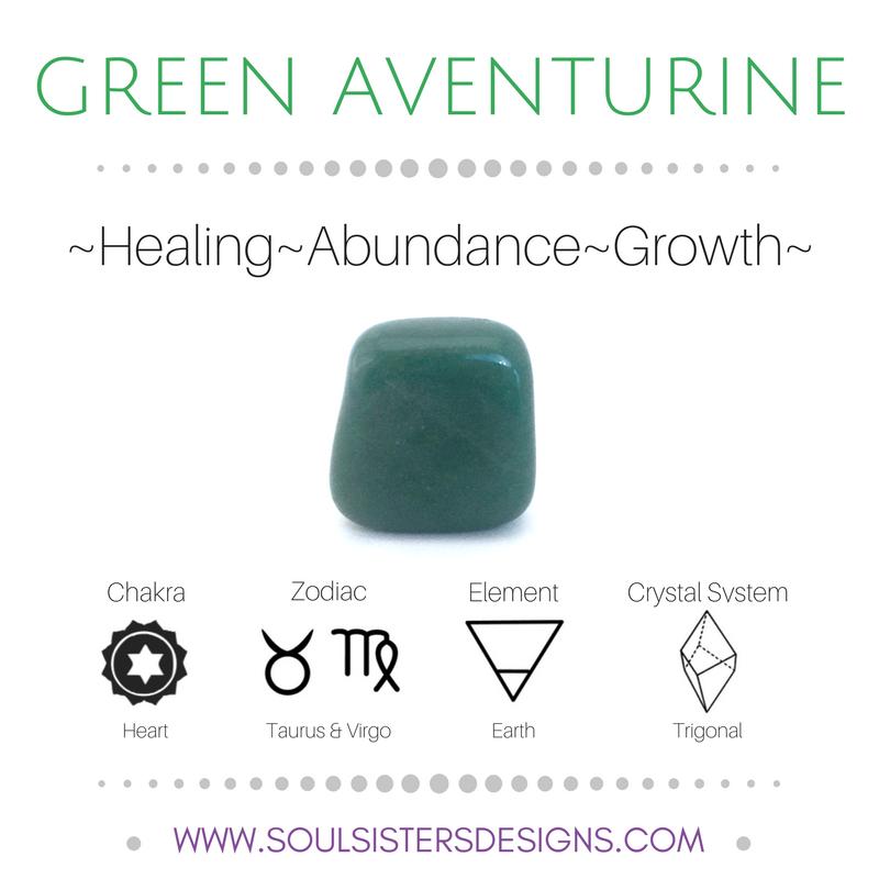 Aventurine Healing Crystal Properties