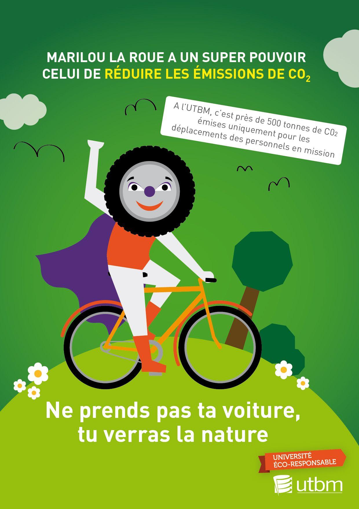 Bien connu Campagne éco-gestes, thématique mobilités. Semaine 2 : les  JL16