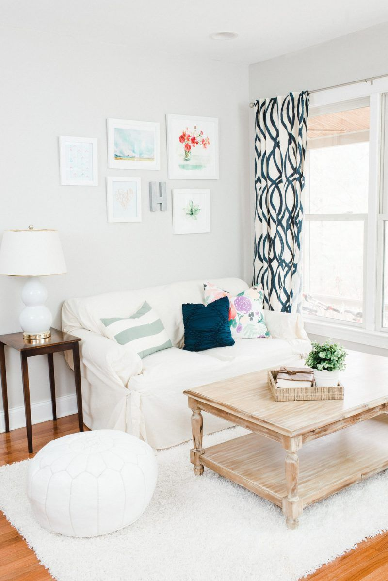 Kleines Wohnzimmer Einrichten   70 Frische Wohnideen!