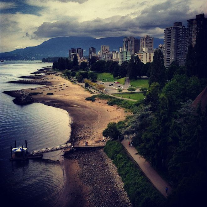 #Vancouver View of West Vancouver | Apartment view ...