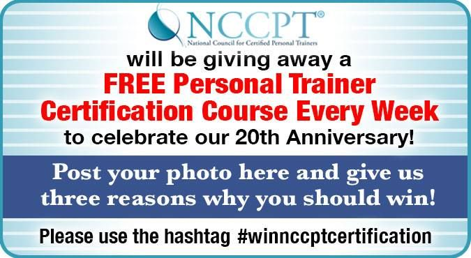 Don T Miss Out On This Special Offer The Nccpt Is Giving