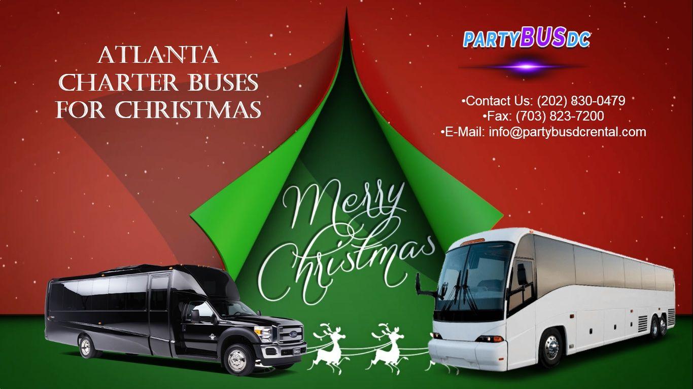 Atlanta Charter Bus Rental Cheap Charter Bus Service in