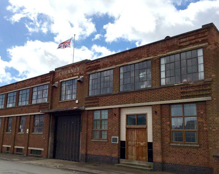 Cheaney Shoes Factory Shop Desborough