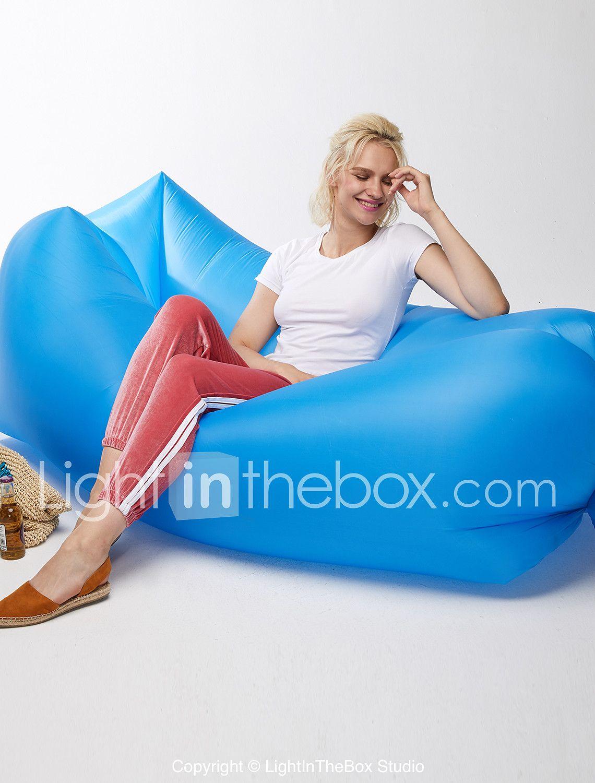 13 50 21grams Air Sofa Inflatable Sofa Sleep Lounger Inflatable