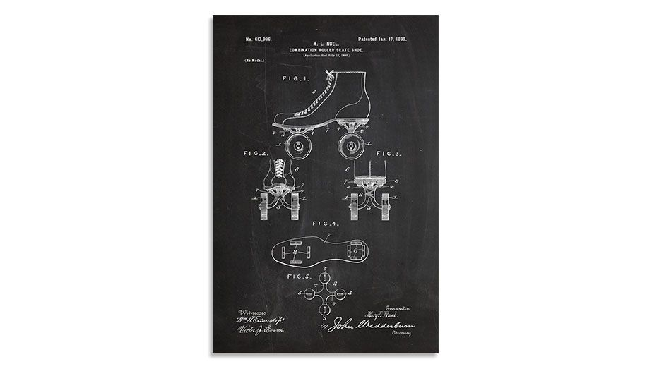 Monoqi roller skate blueprint faldekoracio festmenyek kepek and accurate reproduction the blueprint has served as a reliable tool to any industry that relies on intricate drawings and meticulous documentation malvernweather Choice Image