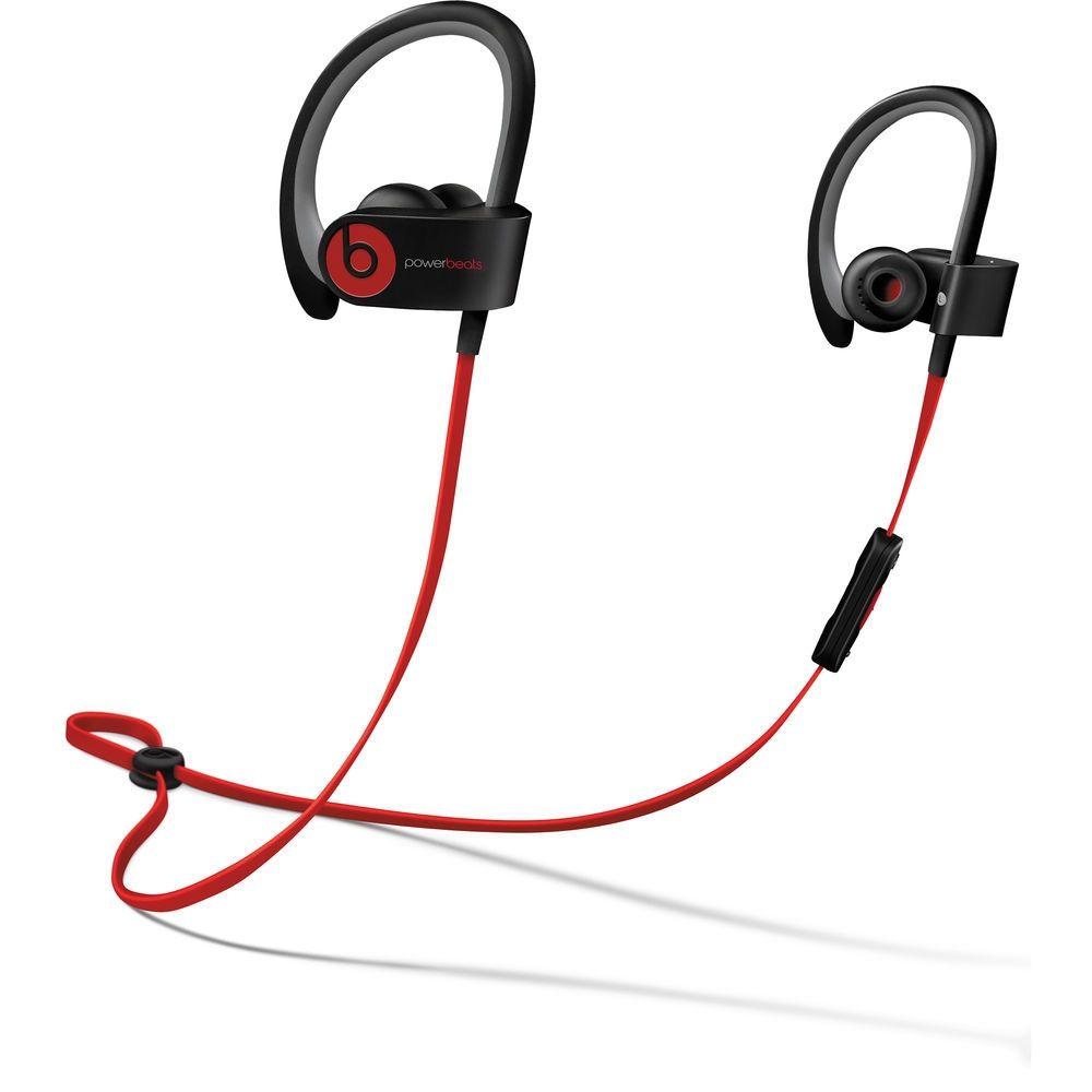 Red Beats In Ear Head Phones Wireless Beats Bluetooth In Ear Headphones Wireless Sport Headphones