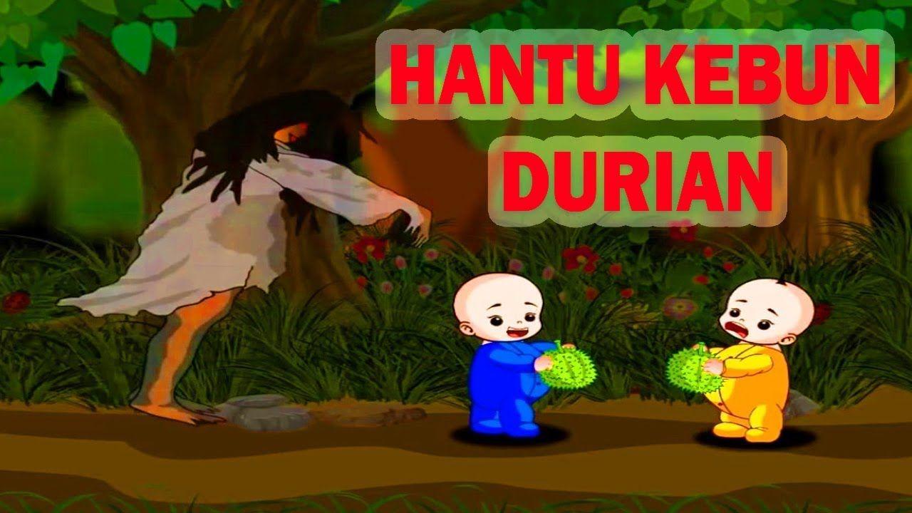 Kartun Lucu Upin Dan Ipin Hantu Kebun Durian BH NEWS