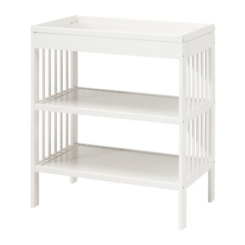 GULLIVER Changing table, white | Pinterest | Cambiador ikea, Ikea y ...