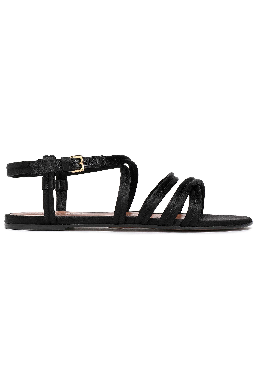 da843e23e3de2d Satin sandals | MARNI | Sale up to 70% off | THE OUTNET | What to ...