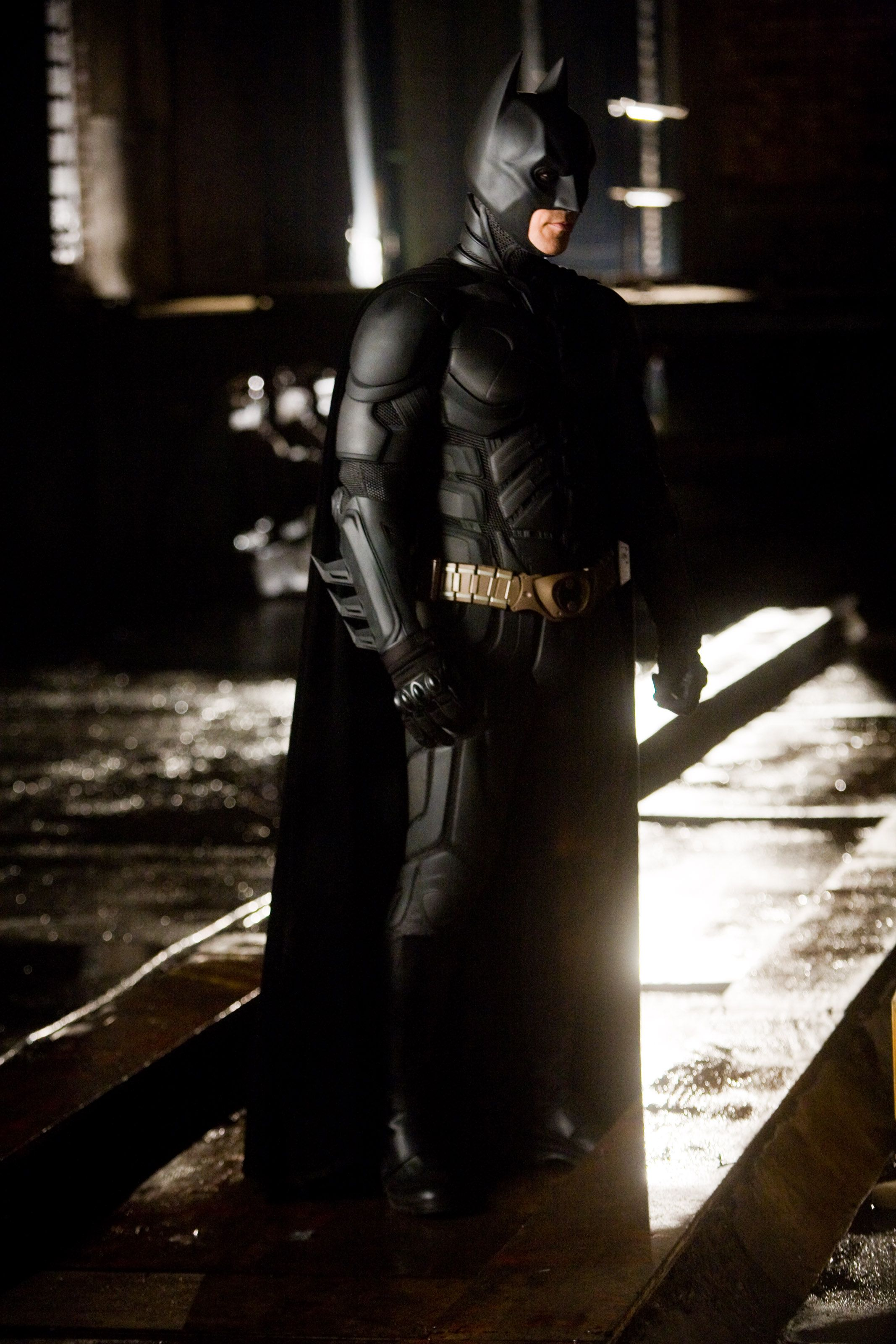 The Dark Knight Movie Still Batman The Dark Knight Batman