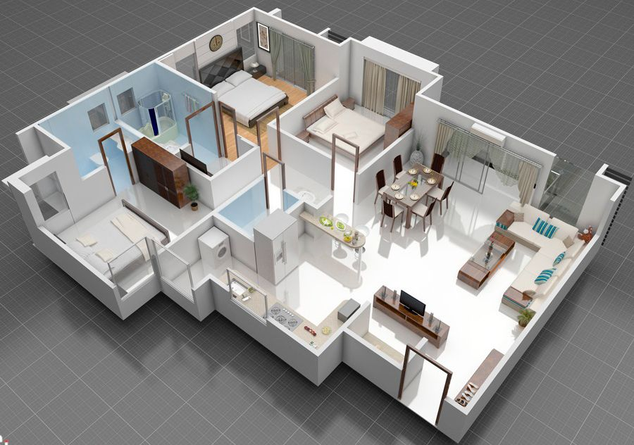 isometric perspective - Google Search Spatial Systems (theme
