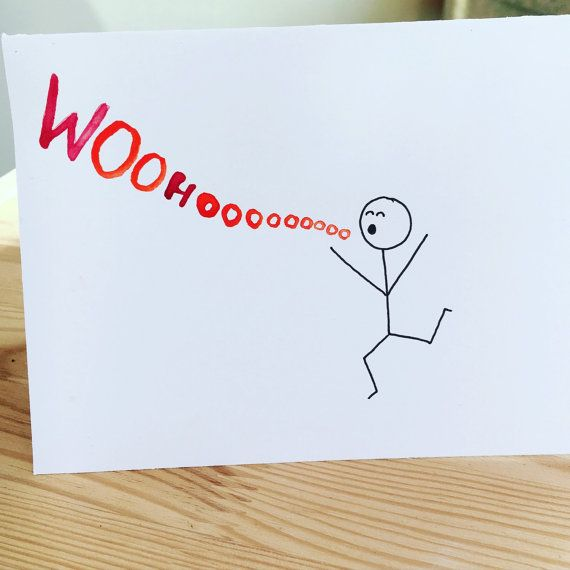 Congratulations Card, Exam Results, Gcses, Well Done, New