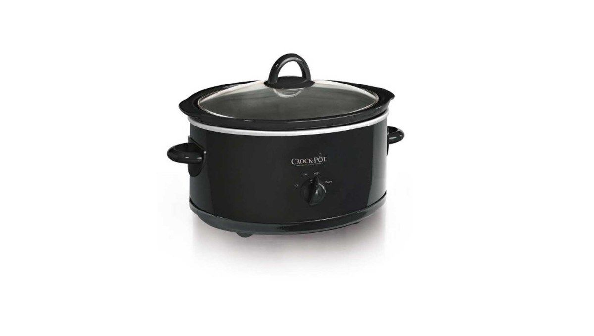Crock Pot 7 Quart Manual Slow Cooker For 19 77 At Walmart Slow