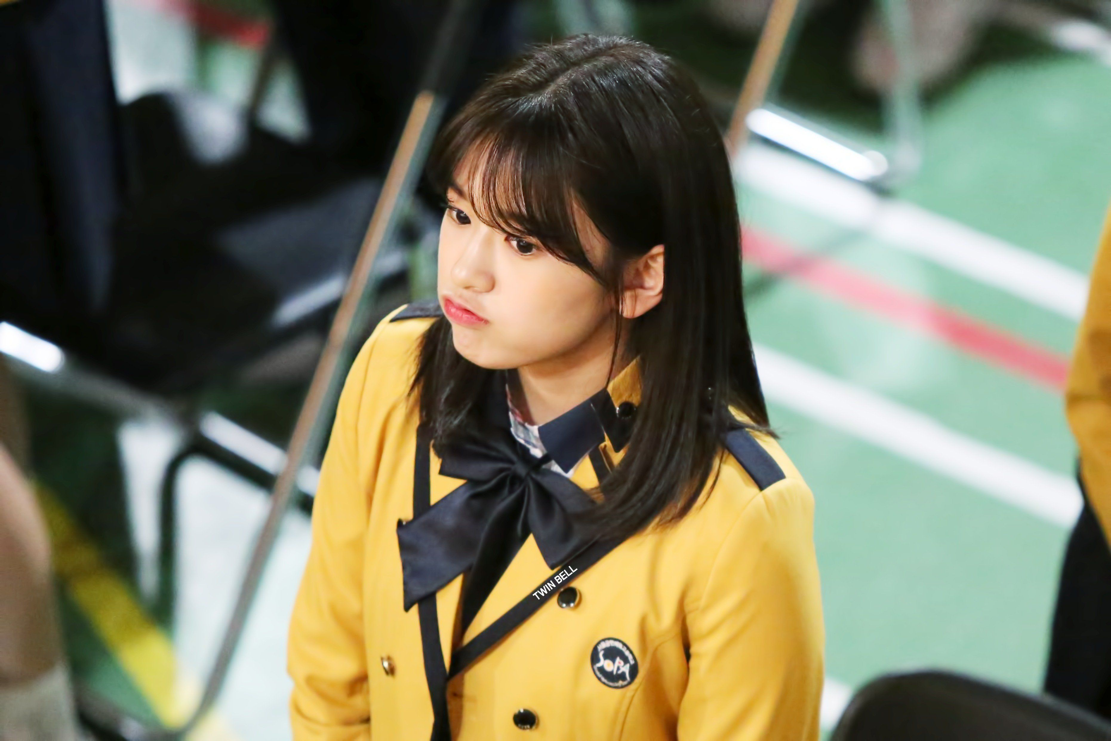 190304 Yujin's Seoul Performing Arts High School Entrance
