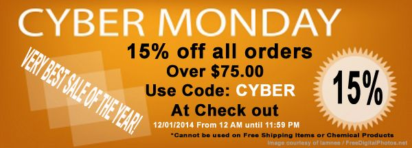 CYBER Monday SALE of the Year - 15% off - Pressure Washers & More! #cybermonday #sale #Pressurewashers #pumps #kits Read more here: http://etscompany.com/wordpress/2014/12/01/cyber-monday-sale-year-pressure-washers/
