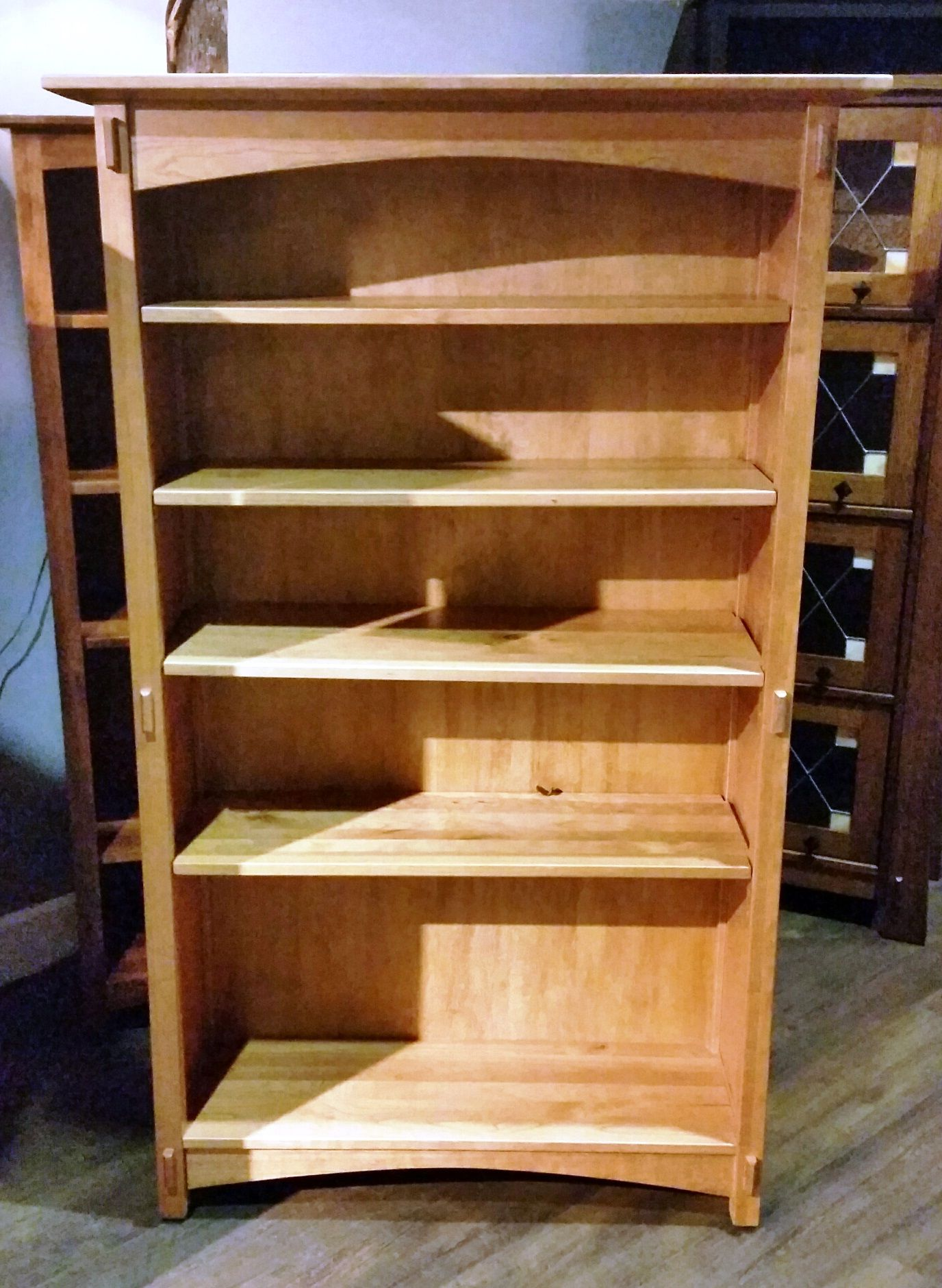 Check Out The Springhill Bookcase From Treeforms Furniture Gallery!