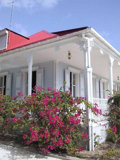 maison creole maison coloniale Pinterest Creole cottage