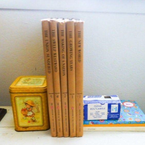 TimeLife American history books @ 6thanddurianvintage.etsy.com #etsyshop #etsy #etsyseller #vintage #books #bookset #bookstagram #timelifebooks #timelife #vintage #vintageseller #history #vintageseller