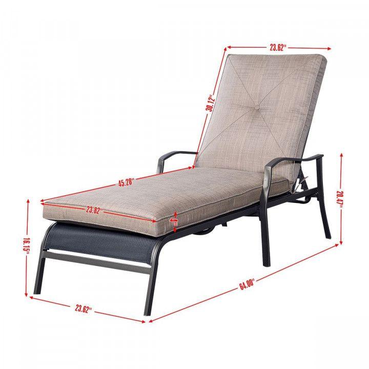 lounge chair dimensions sofa