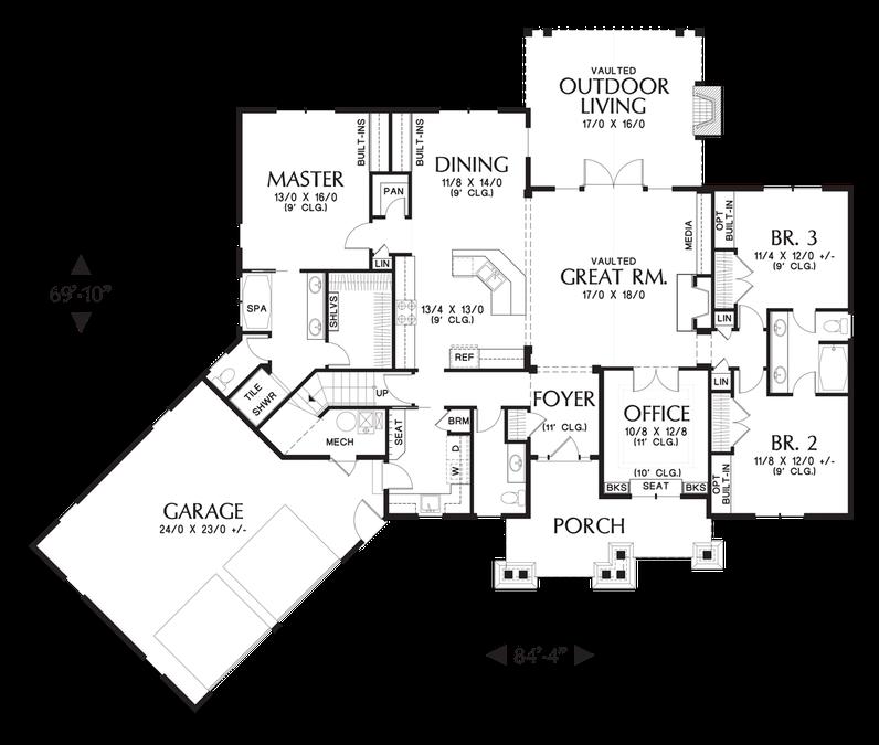 Craftsman Style Det Garage Garage Plans: Plan 1248 - The Ripley In 2019