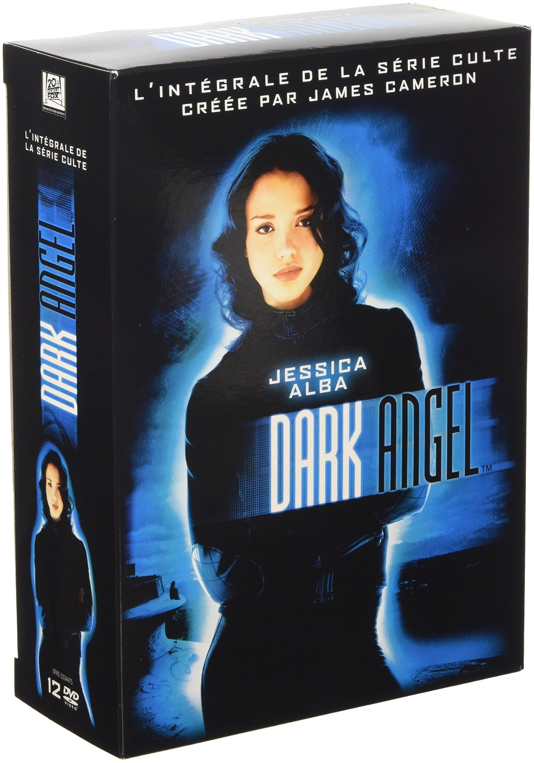 Dark Angel L Int Grale De La S Rie Culte Francia Dvd Grale De Int Dark Dvd Compras