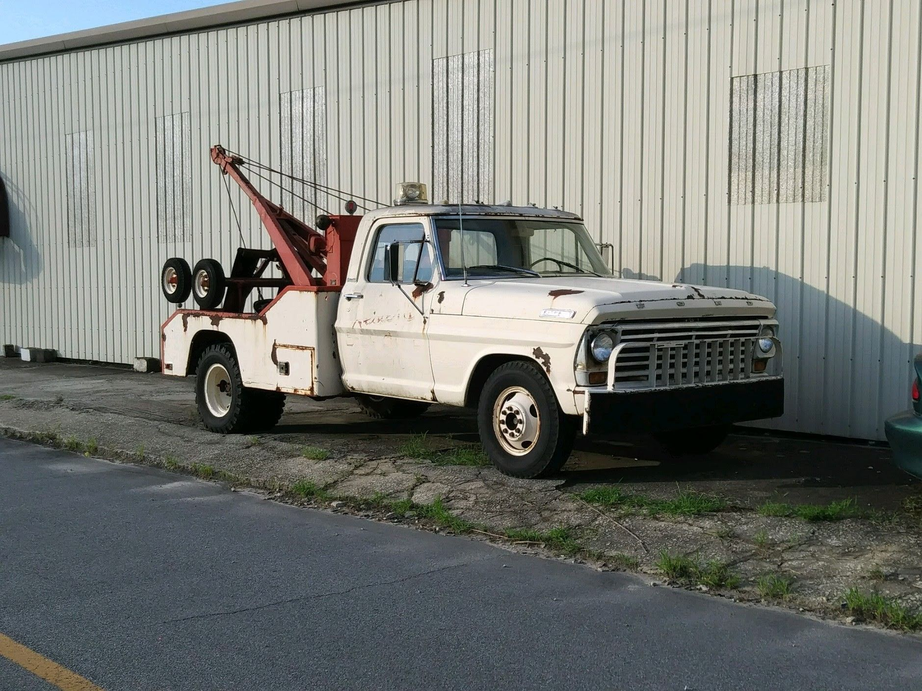 1967 ford f 350 tow truck livonia ga 7518