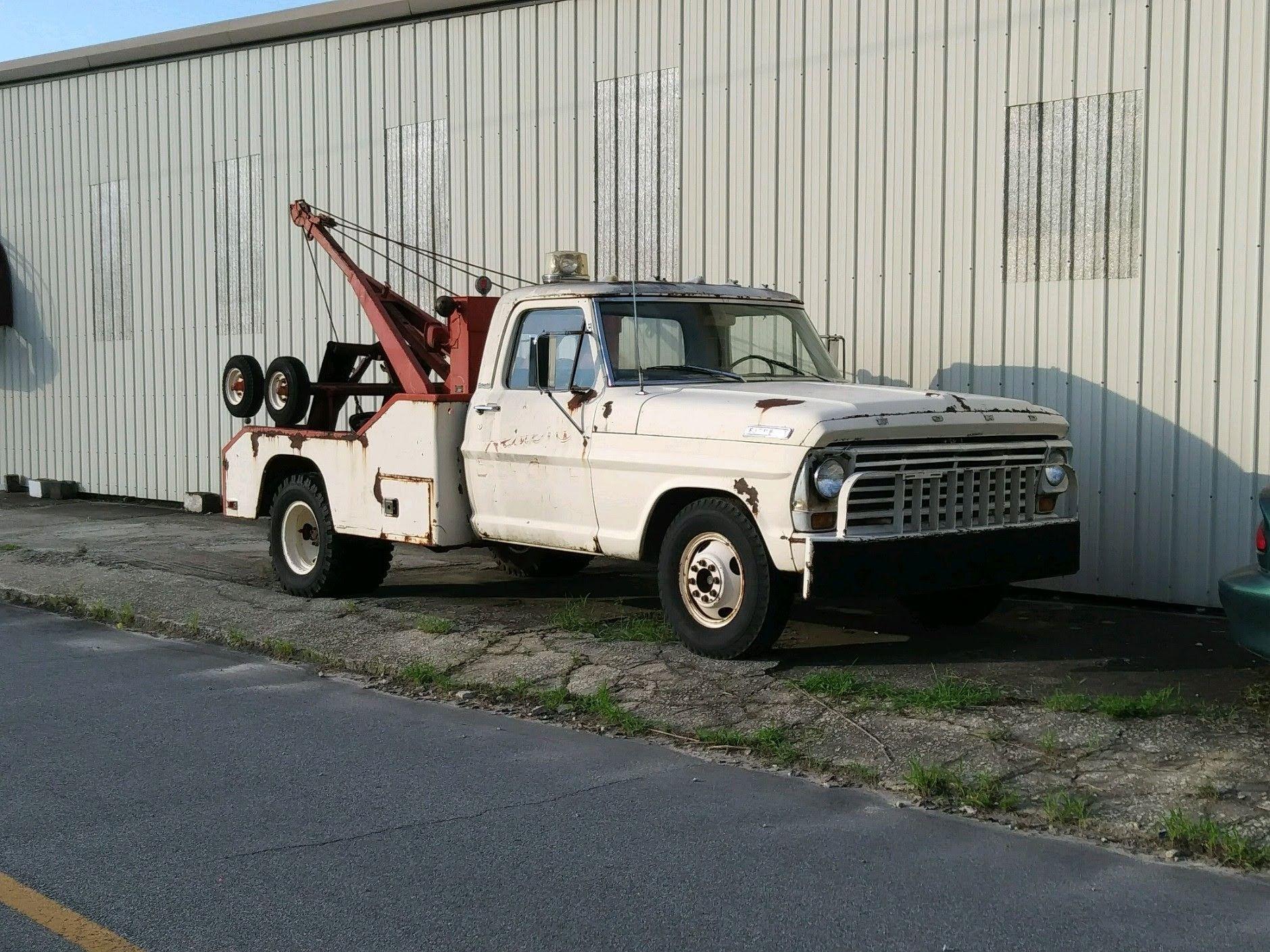 1967 ford f 350 tow truck livonia ga 7 5 18 antique classic