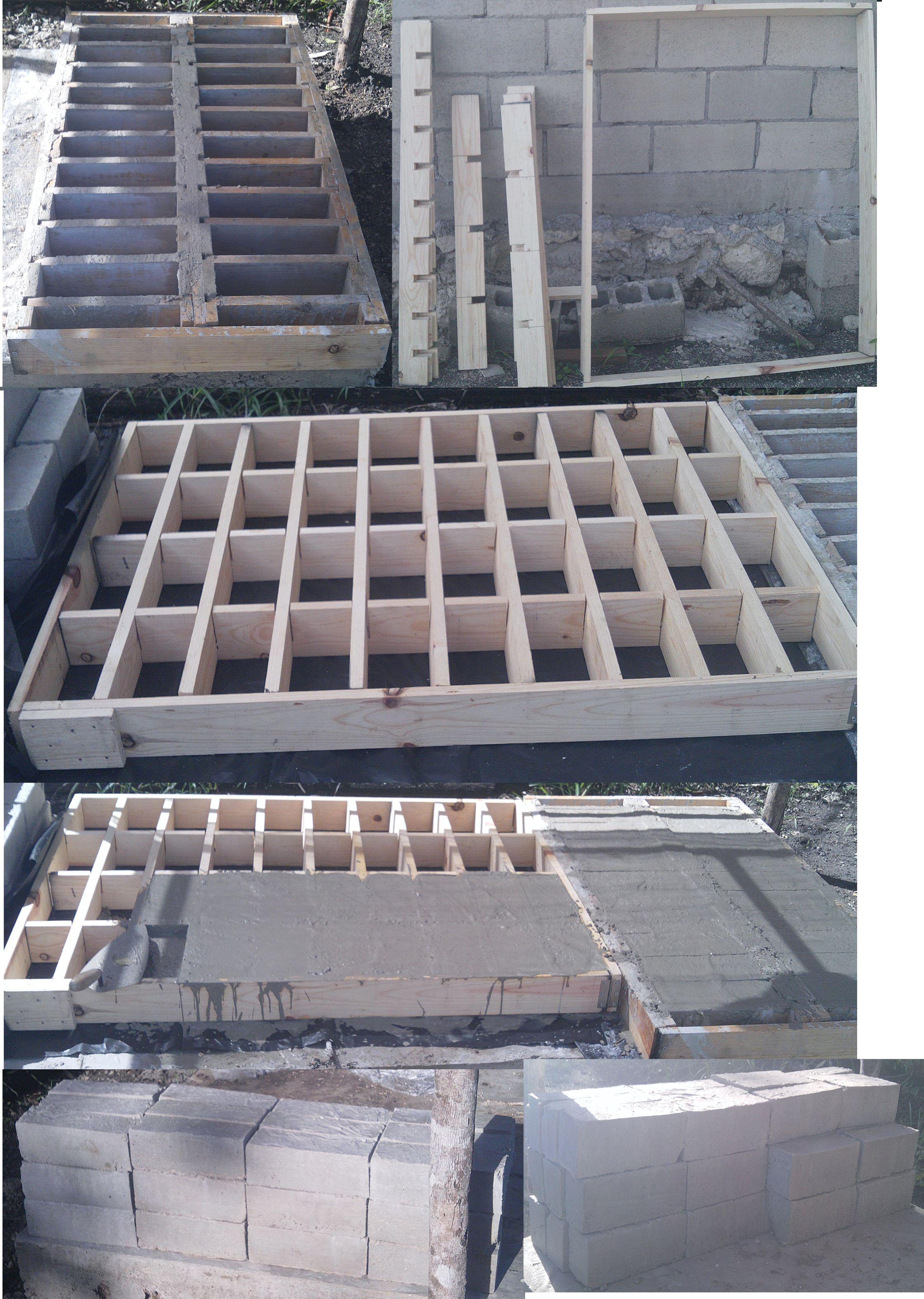 Concrete Bricks Mould And Bricks Brick Molding Diy Molding Concrete Bricks