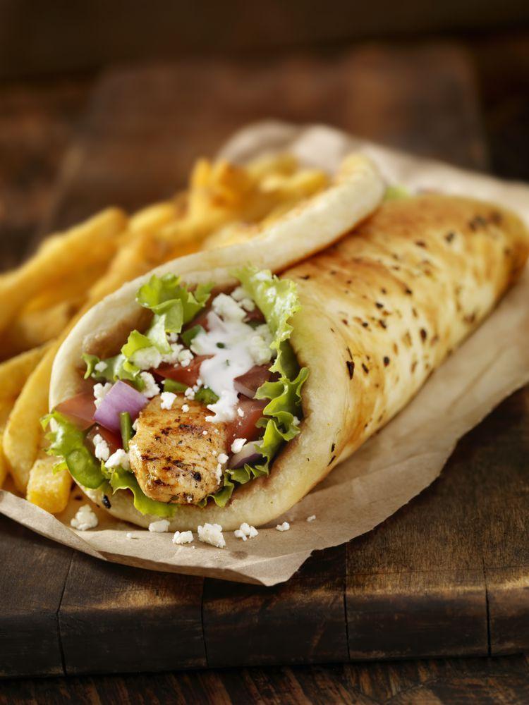 Middle Eastern Chicken Shawarma Recipe Mediterranean Recipes