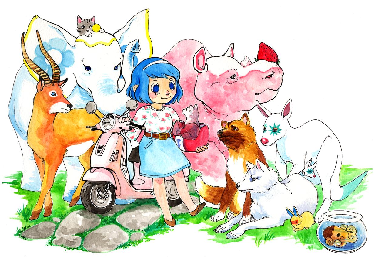 ACNL fan Art - Animal Crossing fan Art (37705831) - fanpop