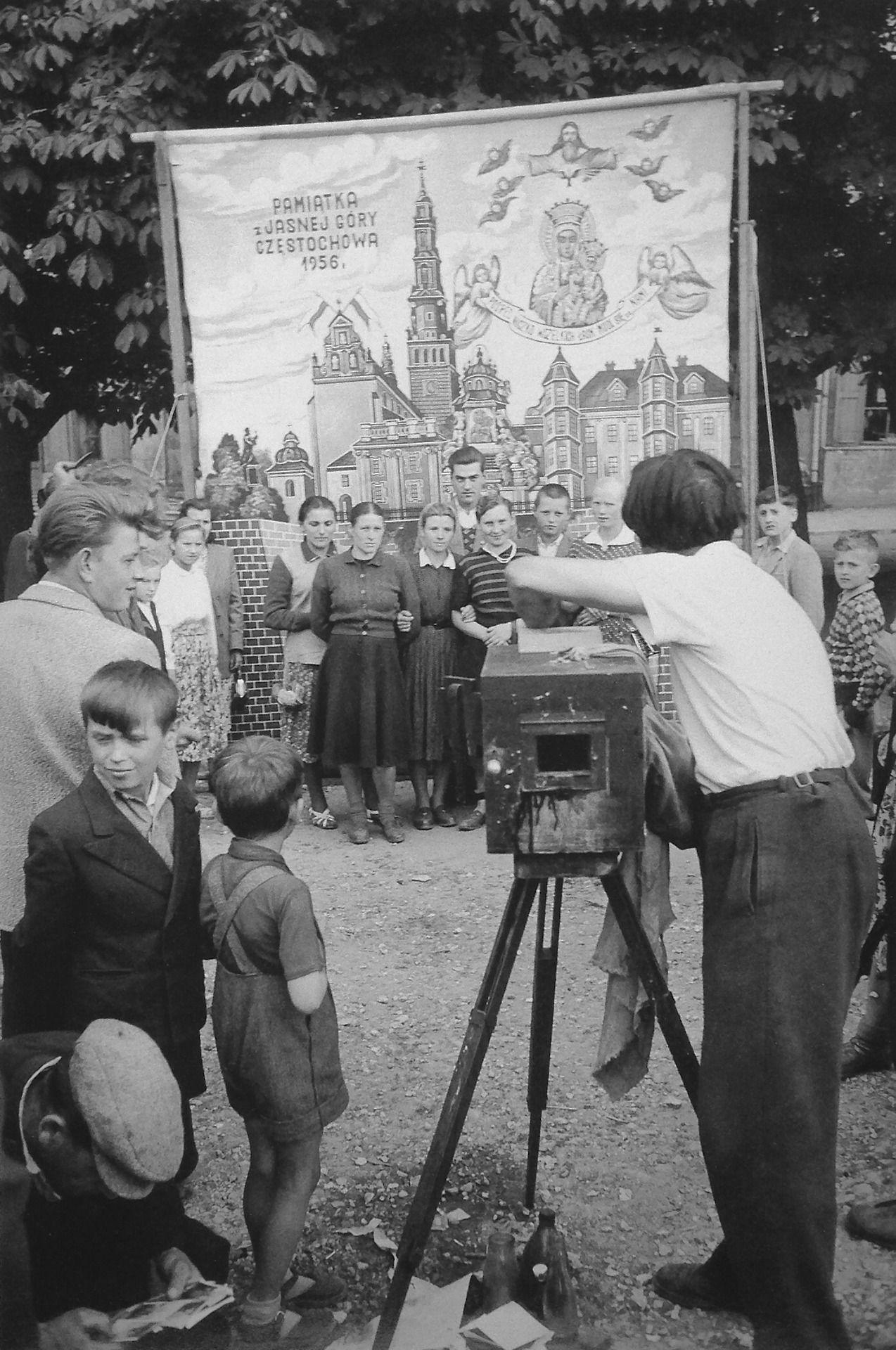 Poland 1956 Photo: Erich Lessing