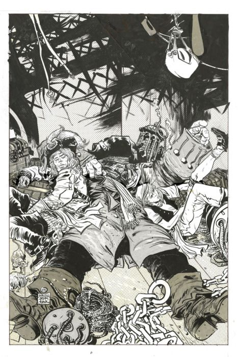 The Thing by Paul Pope.