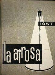 Amarillo High School La Airosa Year Book from 1957.