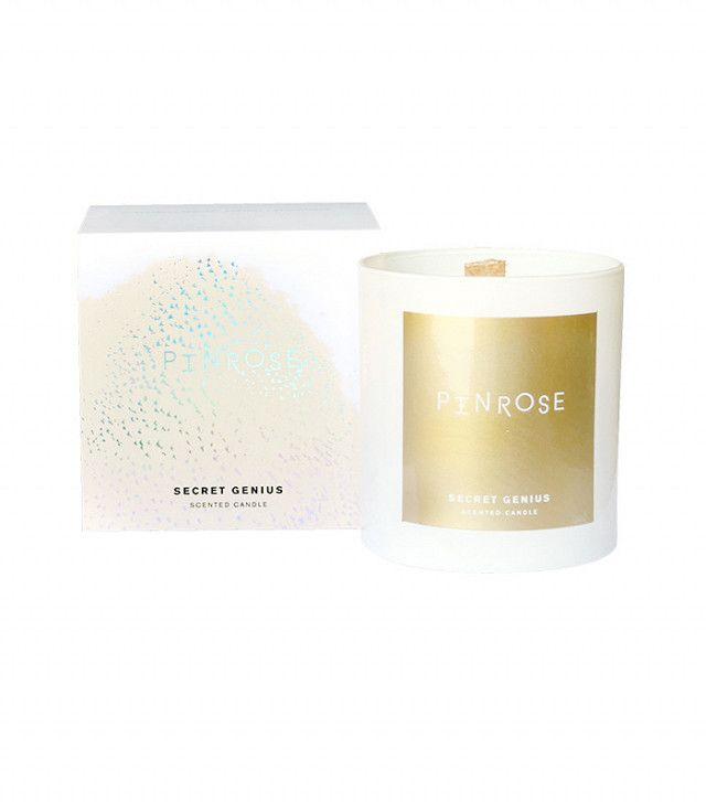Pinrose Secret Genius Scented Candle