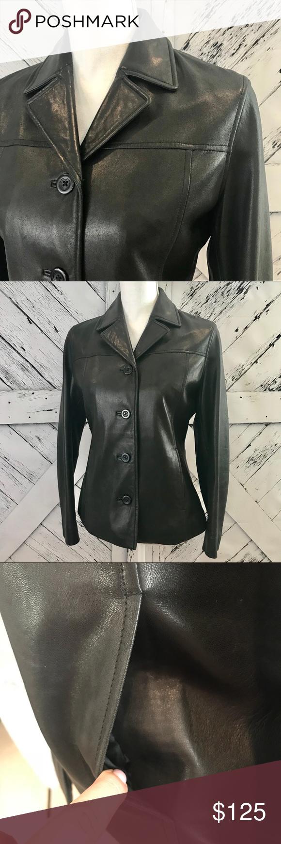 Classiques Entier Leather Jacket S Fashion Clothes Design Fashion Trends
