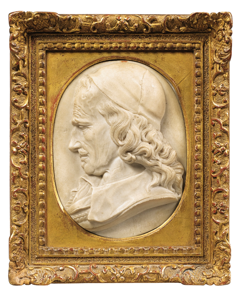 France Xviiie Siecle Medaillon Au Profil De Pierre Corneille 1606 1684 A French 18th Century Marble Medallion With The Profile Art Modern Art Lion Sculpture