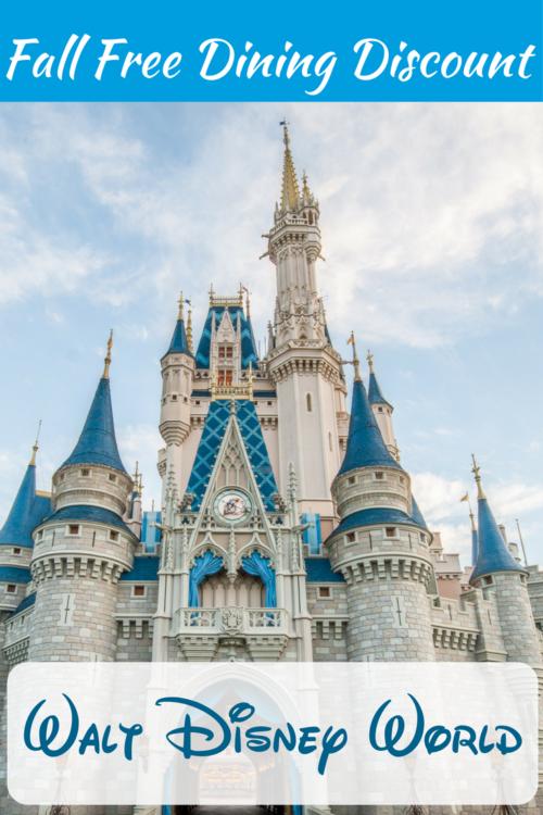 Free Dining At Disney Disney World Disney World News Walt Disney World