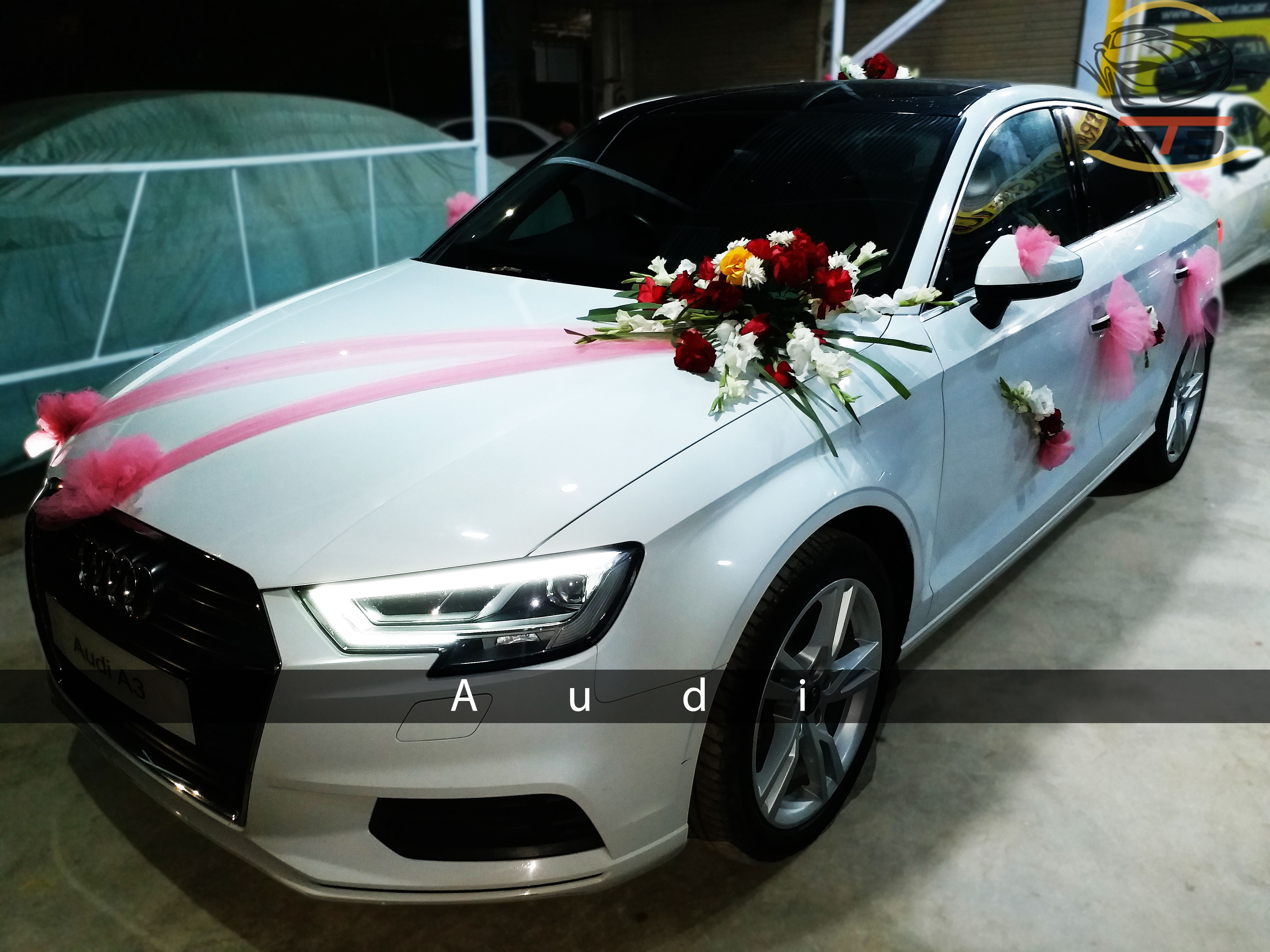 Brand New Audi 2018 Model Is Available For Your Wedding Nikkah Valima S Occasions And On Your Services Call Us 03 111 999 787 S Audi Rent A Car Audi Sedan