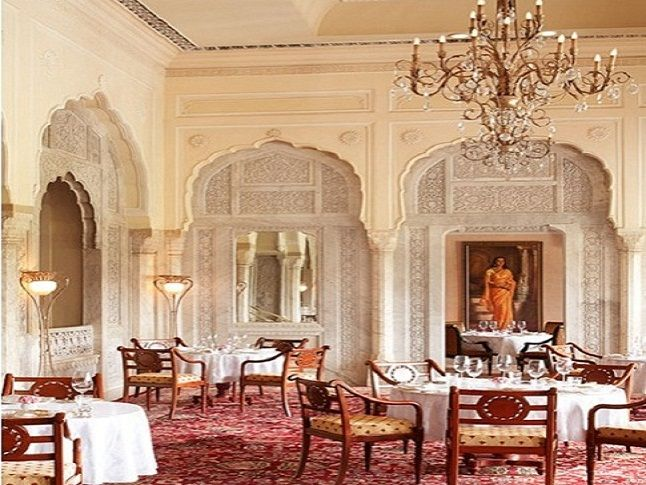 Rambagh Palace  Rajput Room