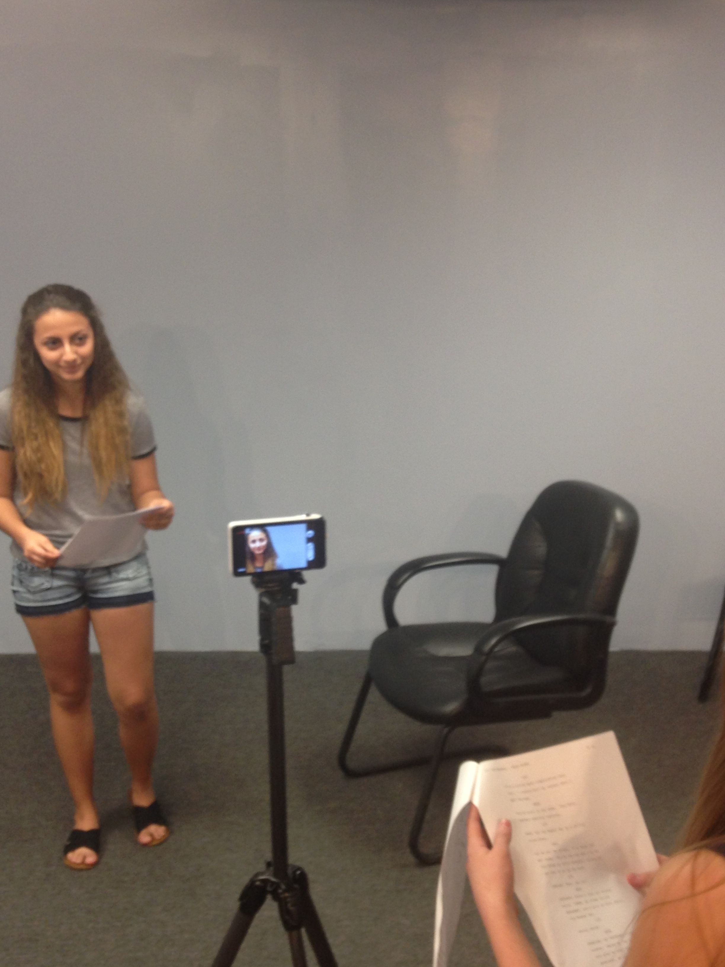 Private Acting Coach & Acting Classes for kids in Los