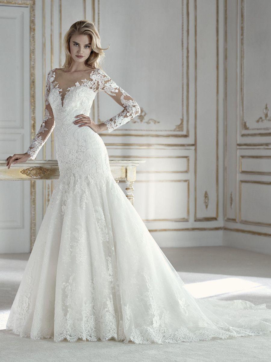 Wedding dresses 2018 / 2017. La Sposa Collection   St. Patrick   St ...