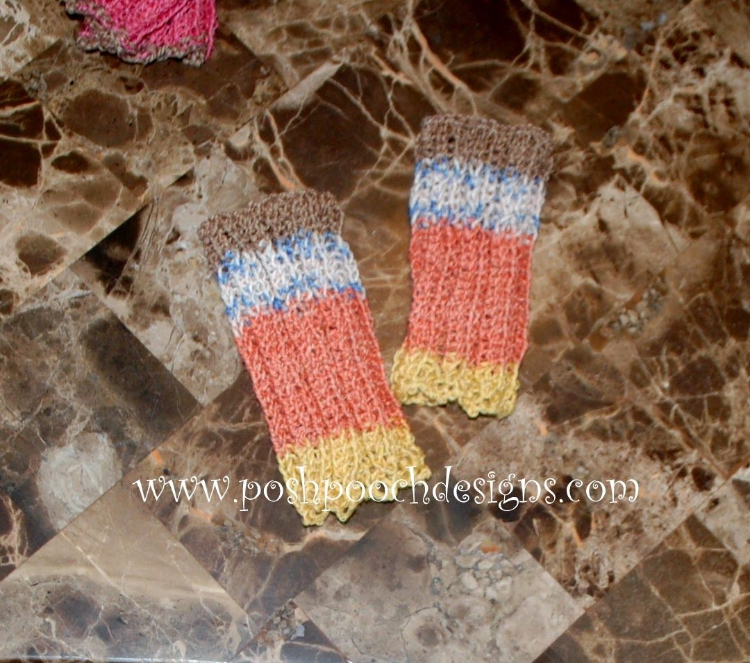 Posh pooch designs dog clothes leg warmers for your dog free posh pooch designs dog clothes leg warmers for your dog free knitting pattern 3 bankloansurffo Gallery